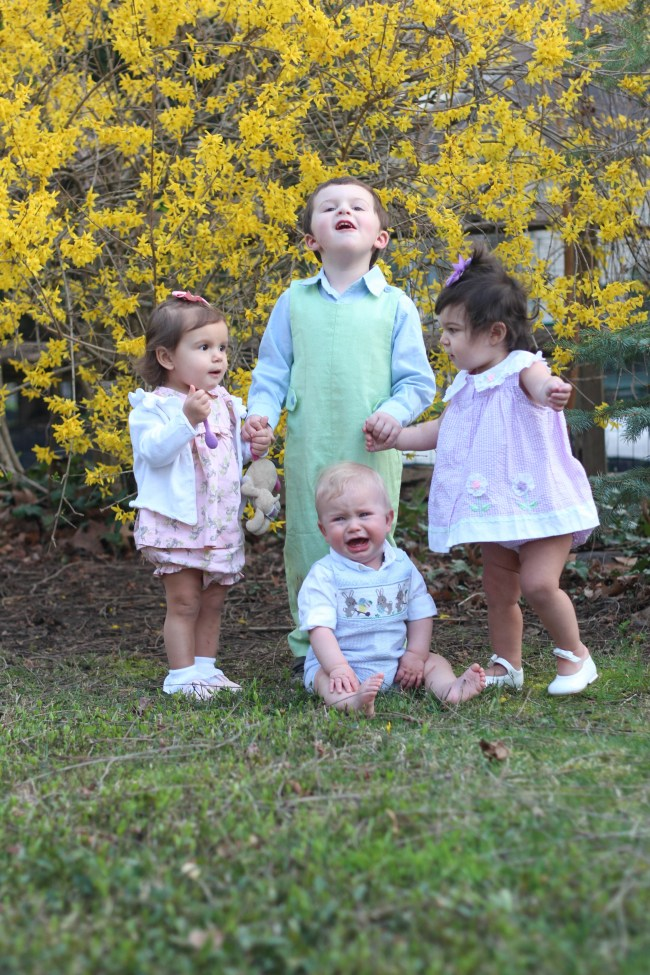 Children Do Not Cooperate for Photos