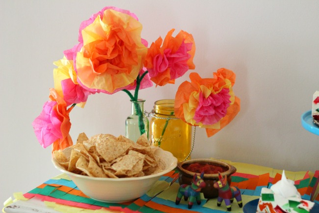 Cinco de Mayo Party Decorations and Ideas