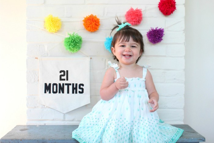 Catching Up With Carmendy {21 Months Old}