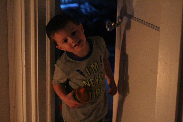 33 Reasons My Child Got Out of Bed