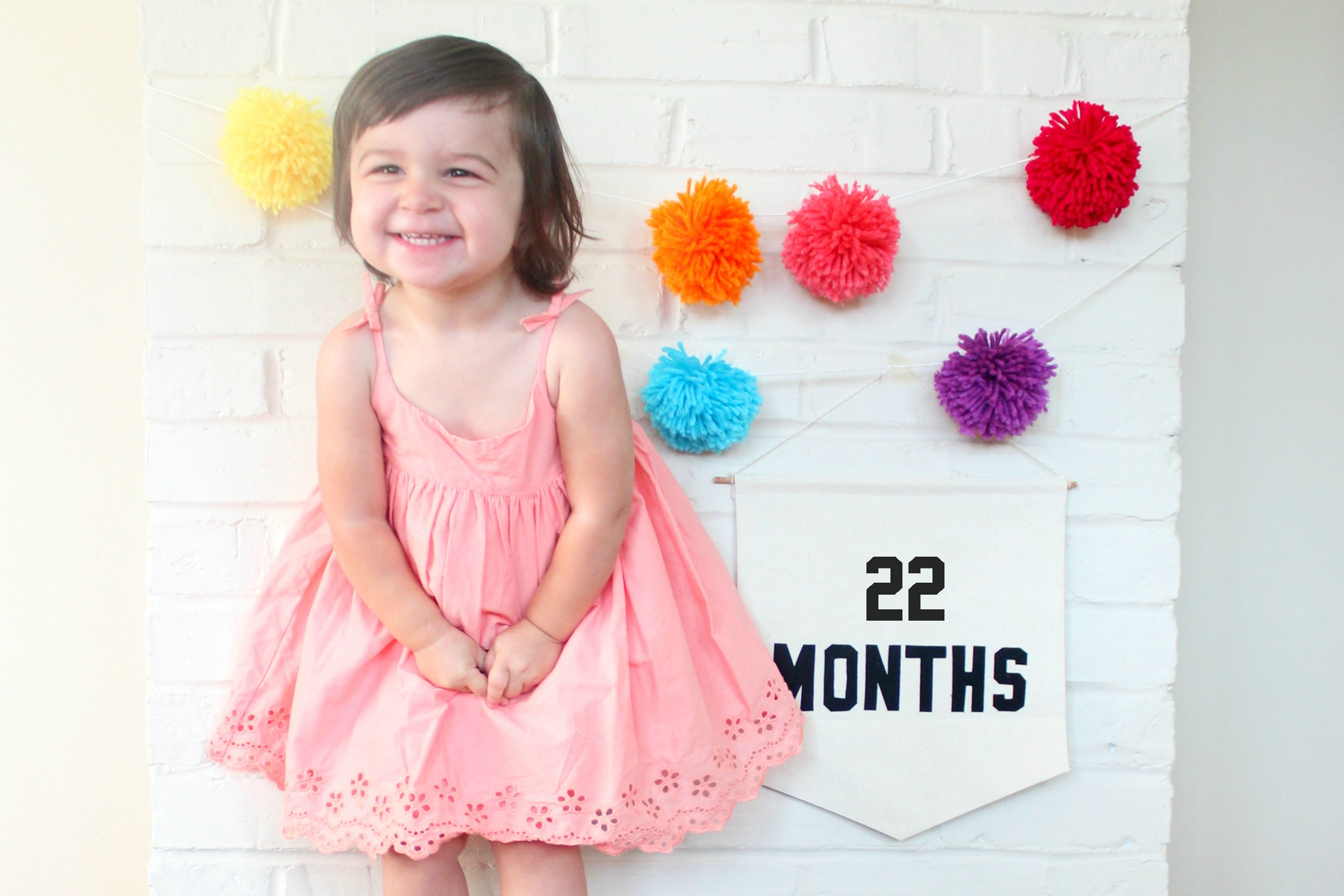 Catching Up With Carmendy {22 Months Old}