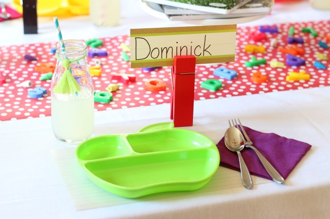 Back to School Celebration - Pre-School Kick-Off Dinner Party