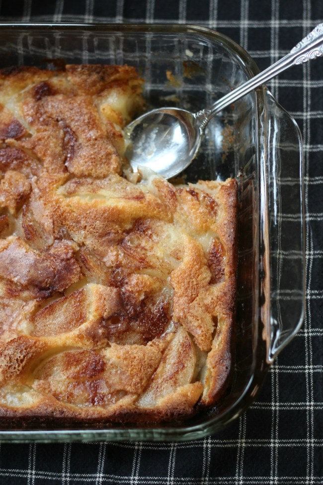 Asian Pear Cobbler Dessert Recipe