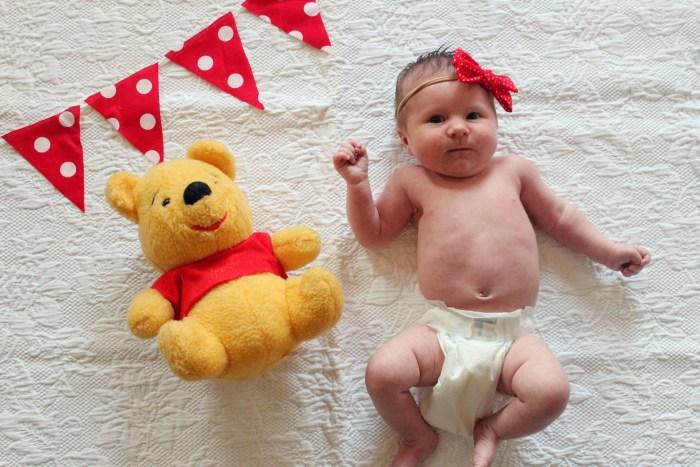Winnie {One Month Old}