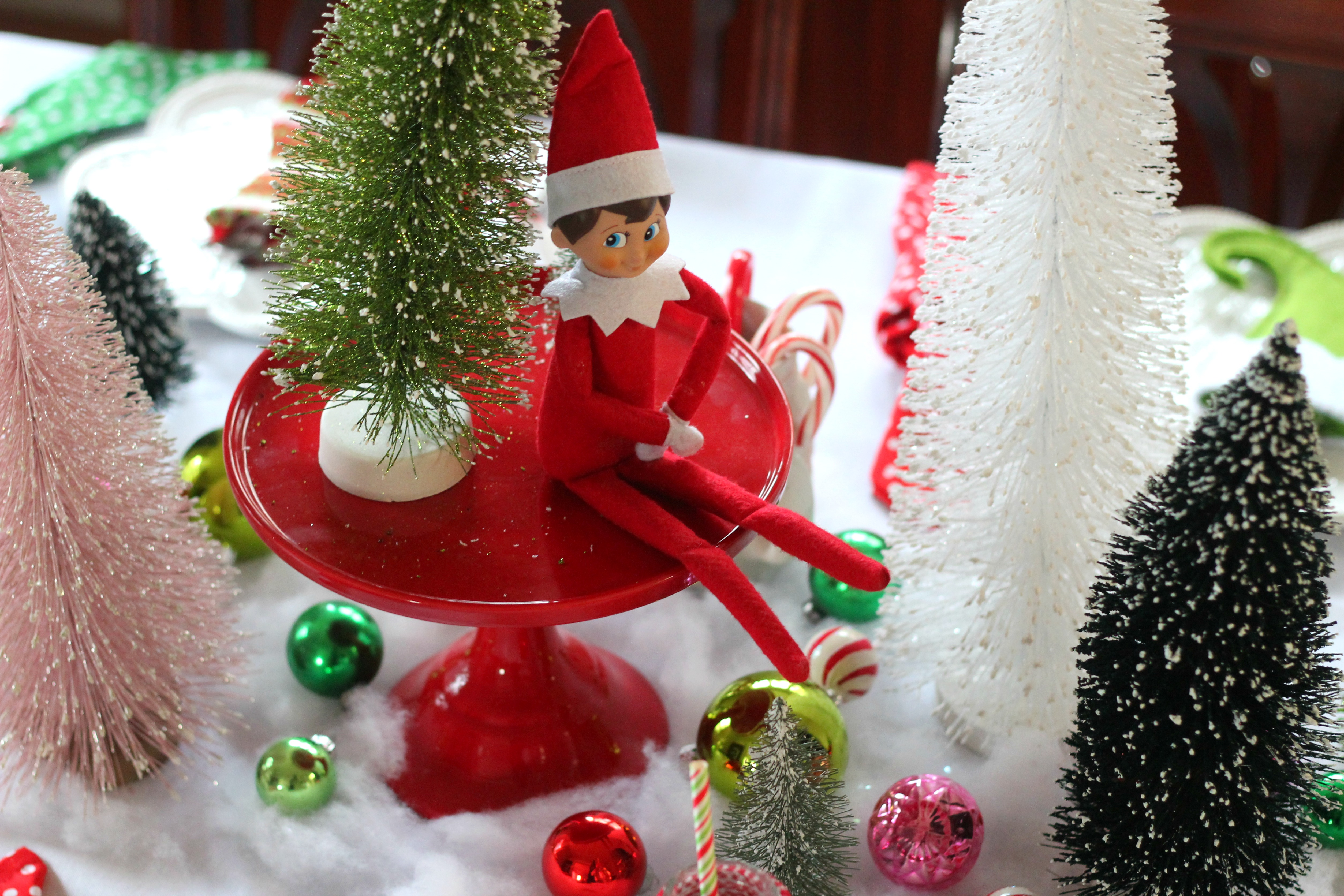 North Pole Breakfast: The Return Of The Elf On The Shelf
