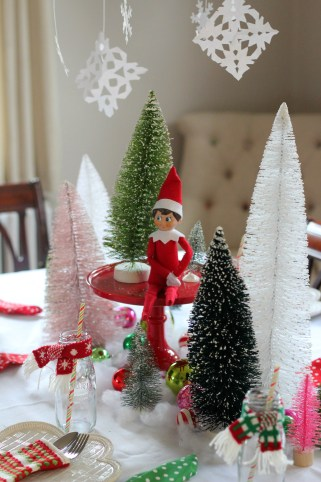 North Pole Breakfast: A Welcome Party for the Elf on the Shelf