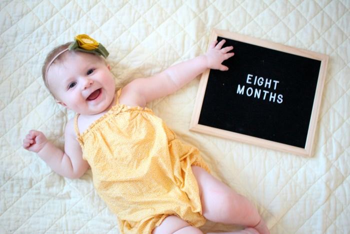 Winnie {8 Months Old}