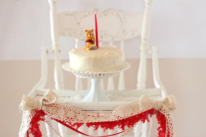 Winnie's Boho Vintage Winnie the Pooh Birthday Party