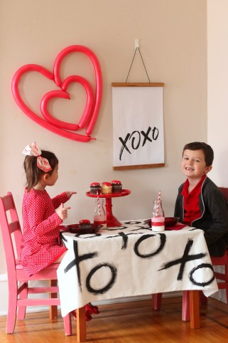 Valentines Day Party for Kids