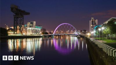 ONS: Glasgow remains Scotland's biggest city economy - BBC News