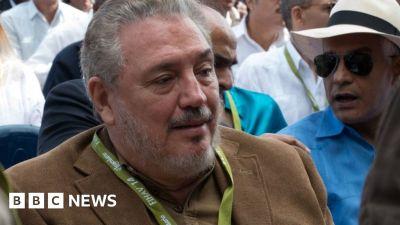 Cuba: Fidel Castro's son 'takes own life' - BBC News