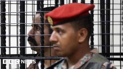 Jordan soldier who killed US trainers jailed for life ...