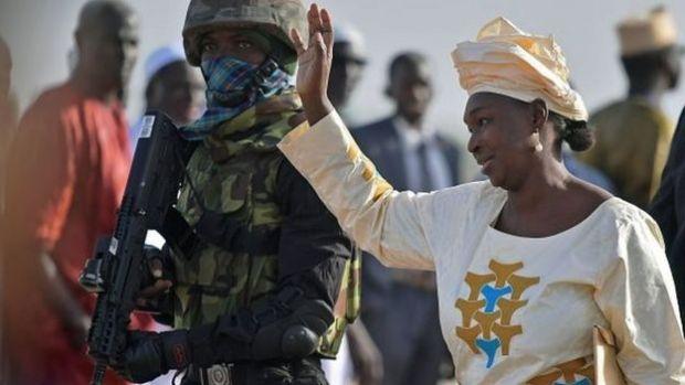 La candidate indépendante Isatou Touray a été nommée ministre du Commerce.