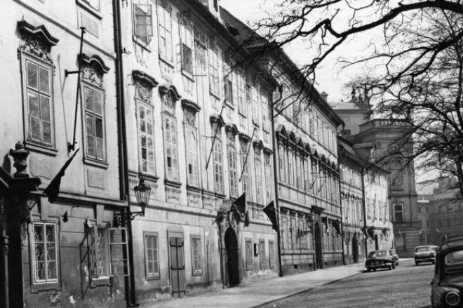 Praga en 1966