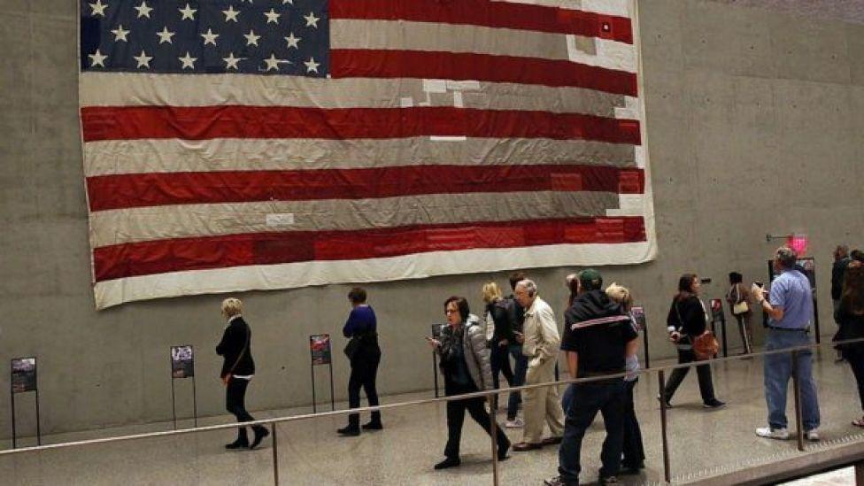 Museo y Memorial del 11 de septiembre