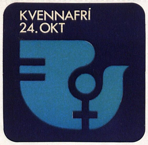 The Women's Day Off sticker