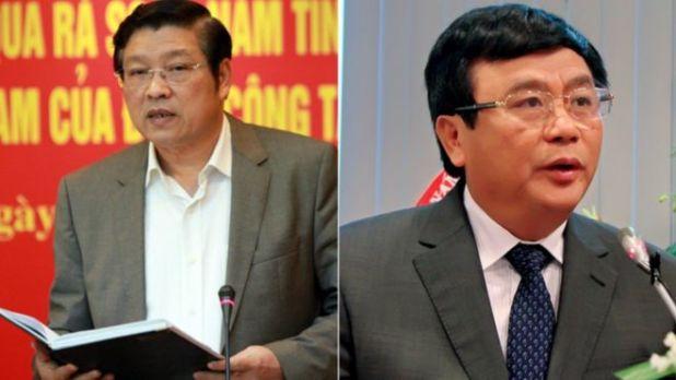 Ông Phan Đình Trạc và Nguyễn Xuân Thắng được bầu bổ sung vào Ban Bí thư