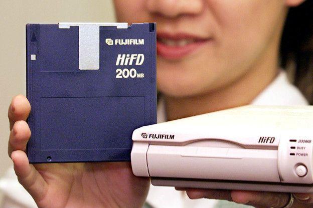 La muerte dl disquete se ha anunciado muchas veces, dicen los expertos.
