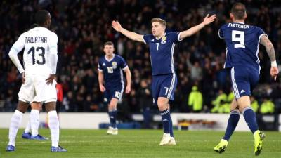 Nations League: Reaction as Scotland clinch Euro 2020 play-off place & Nations League promotion ...