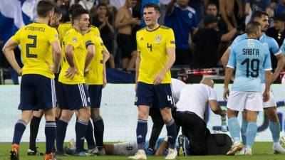 Nations League: Reaction after 'inept, public park' Scotland lose in Israel - Live - BBC Sport
