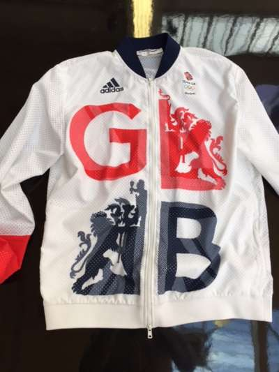 Team GB tracksuit