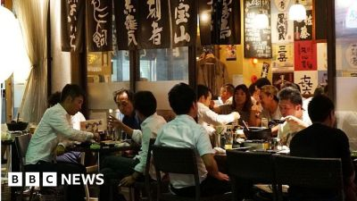 Is Japan's culture of overwork finally changing? - BBC News