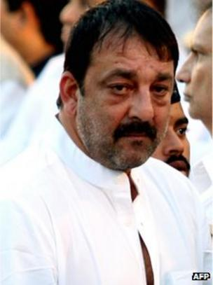 Sanjay Dutt  Bollywood s bad boy   BBC News Image caption Dutt made his name in action films