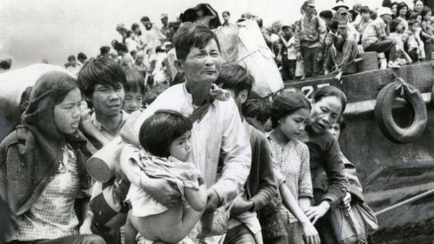 Người tỵ nạn miền Trung