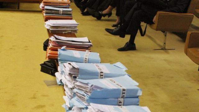 Processos julgados na sessão plenária em 12/05/2011