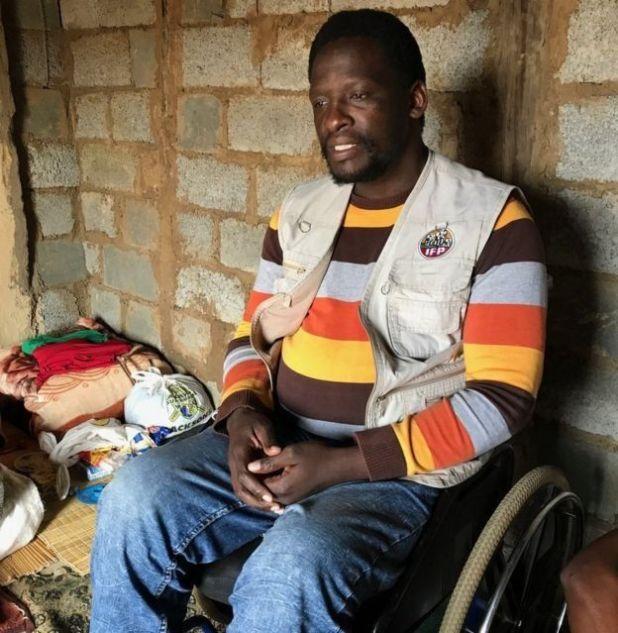 Mthembeni Majola nói một số người dân trong vùng đã từng ăn thịt người
