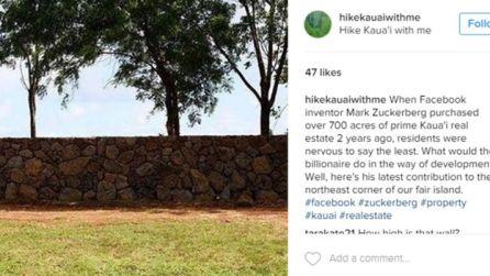 Un post de Instagram con el muro de la discordia