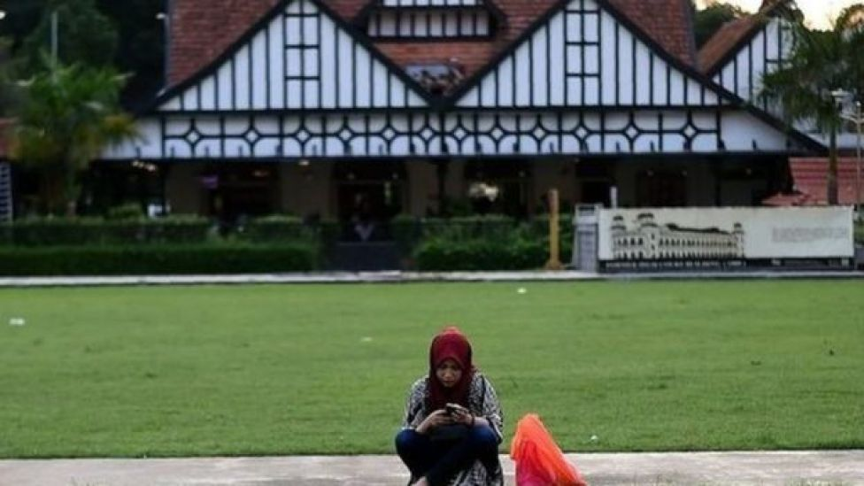 মুসলিম এক নারী
