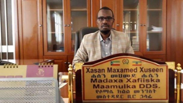 Xasan Maxamed Xuseen