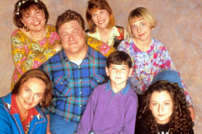Roseanne revival  What have the cast been doing for the last 20     Roseanne cast   Laurie Metcalf  Roseanne Barr  John Goodman  Natalie West   Michael
