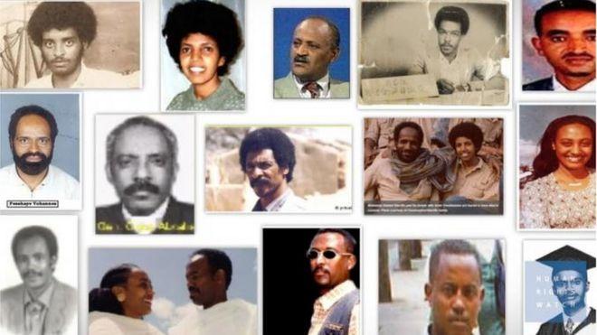 Eritrea waxaa lagu eedeynayaa xarigga dadka wax ka sheega xukuumadda