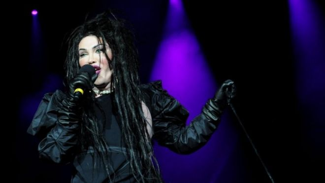 Pete Burns  Dead or Alive singer dies aged 57   BBC News