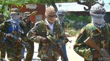 Combatientes de Al Shabab