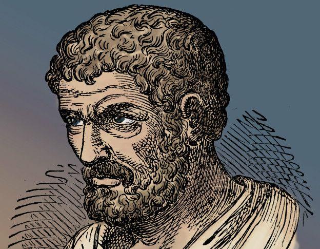 Retrato de Euclides