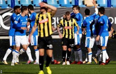 Vitesse 2-4 PSV Eindhoven - BBC Sport
