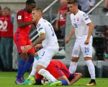 Video: Slovakia vs Anh