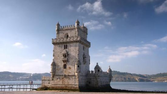 Stunning Torre de Belem, Lisbon (Credit: Turismo de Lisboa)