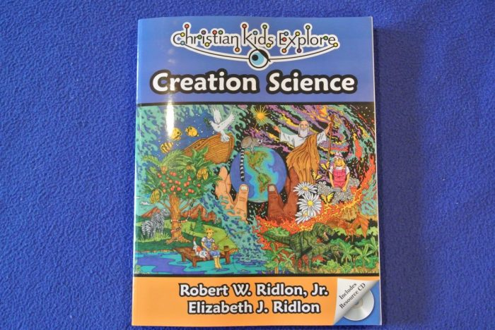 Christian Kids Explore Creation Science 002