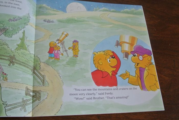 Book reviews- Daniel, Noah, Berenstain Bears Keep Faith, Veggie 019