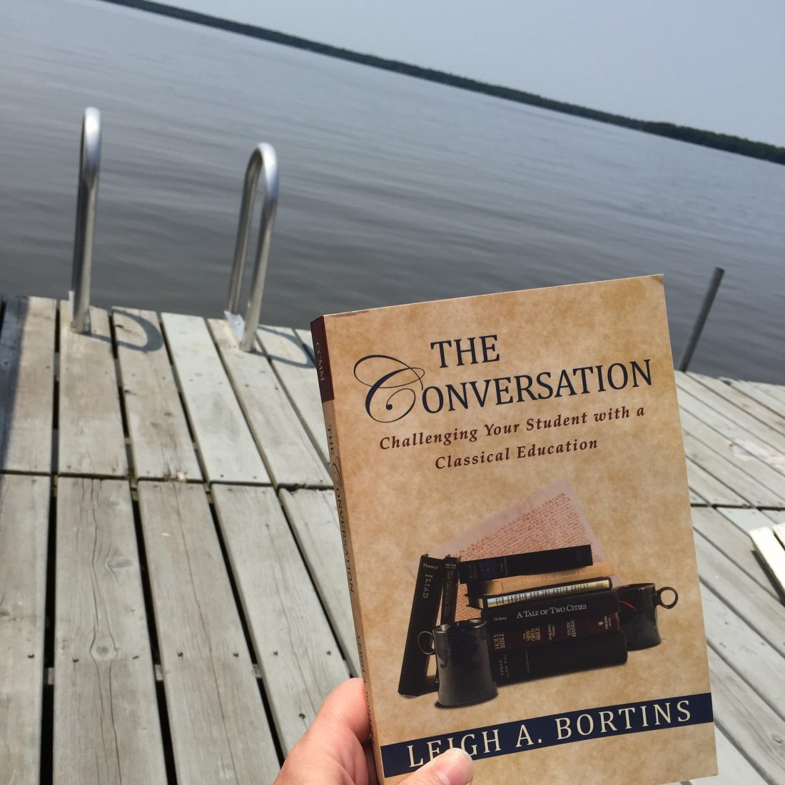 Book Review: The Conversation by Leigh A. Bortins