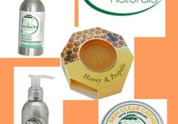Review: Koru Naturals Skin Care Products