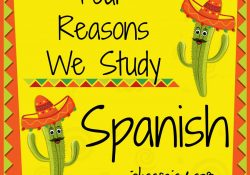 Four Reasons We Study Spanish