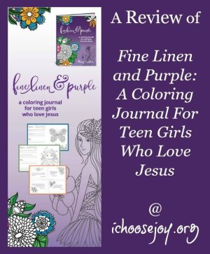 """Review: """"Fine Linen and Purple"""""""