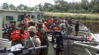Army Kicks Off Training For Special Forces In Niger Delta