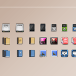icônes 32px