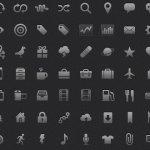 Mobile apps icônes